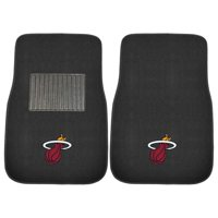 NBA Miami Heat Embroidered Car Mats