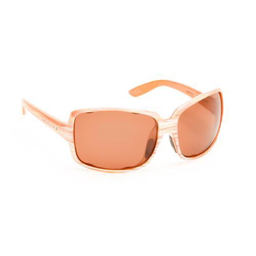 Native Eyewear Clara Women's Polarized Sunglasses Flamingo / Copper Lenses