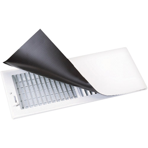"""Deflecto MVCX 512 Magnetic Vent Covers, 5"""" x 12"""