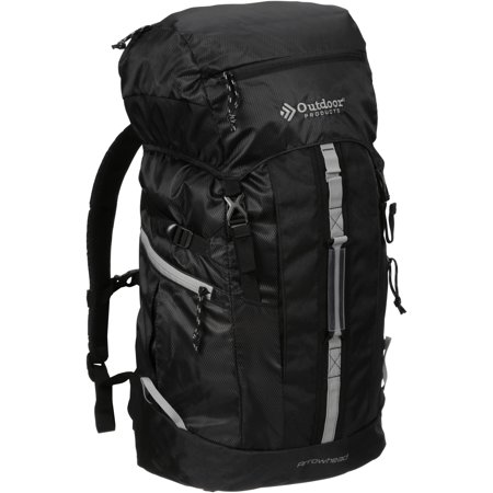 Outdoor Products Arrowhead 8.0 Internal Frame Pack Camping Backpack,