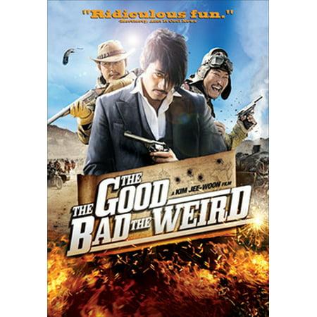 The Good, The Bad and Weird (DVD)](Good Halloween Films)