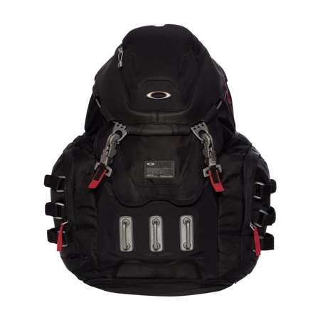 d45a7e8032f Oakley 92060A Men s Kitchen Sink Backpack - Black - One Size - Walmart.com