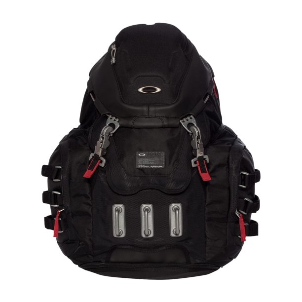 Oakley Oakley 92060a Men S Kitchen Sink Backpack Black One Size Walmart Com Walmart Com