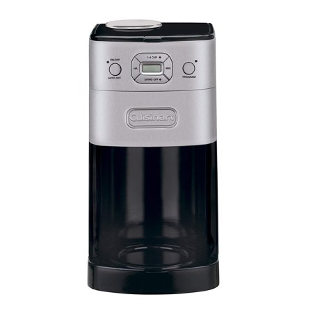 Cuisinart Grind and Brew 12-Cup Coffeemaker (Refurbished),