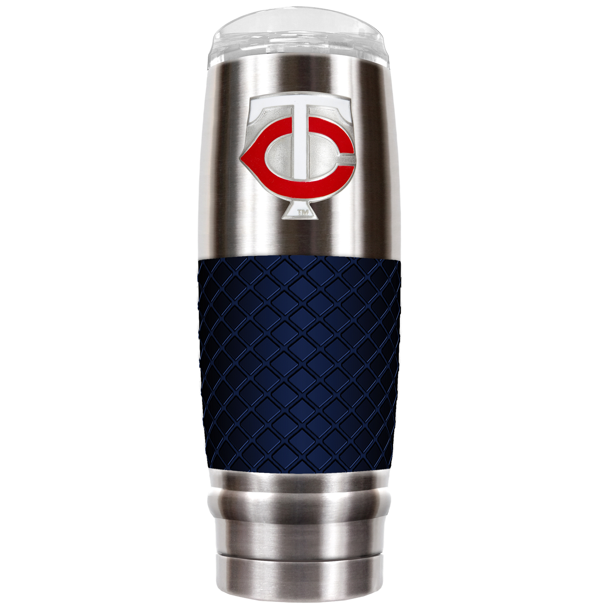 Minnesota Twins 30oz. The Reserve Vacuum-Insulated Travel Tumbler - Blue - No Size