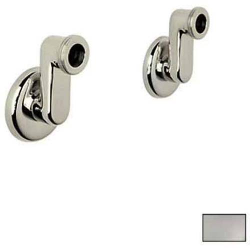 Rohl ZZ9314302 Cisal Set of Eccentric Wall Unions
