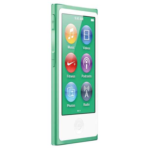 Apple iPod Nano 7th Generation 16GB Green, Like New, No Retail Packaging!