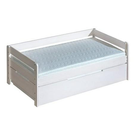 Mack Milo Adingdon Twin Platform Bed With Storage