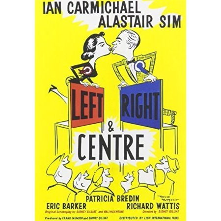 Left, Right and Centre (DVD) (Left To Right Halloween Story)