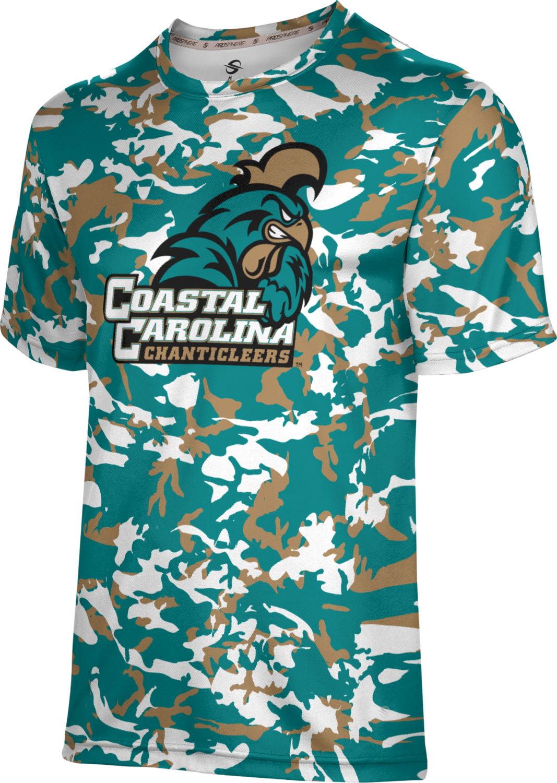 ProSphere Boys' Coastal Carolina University Camo Tech Tee