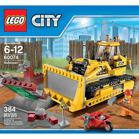 LEGO City Bulldozer - Walmart.com