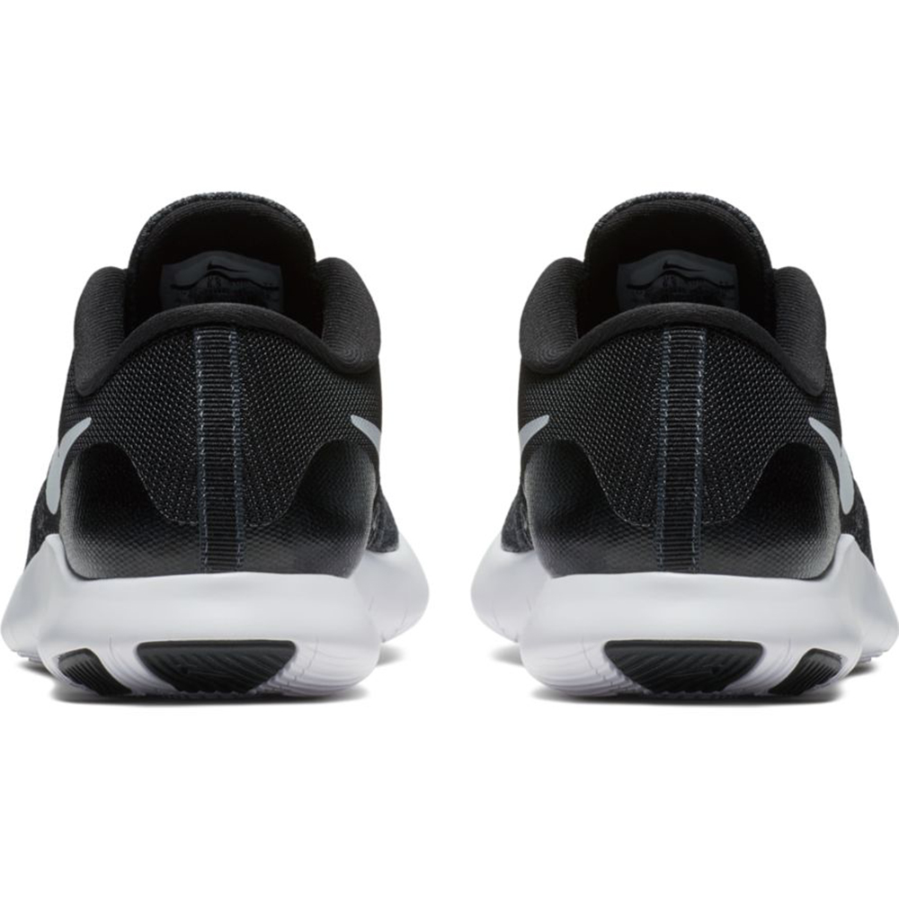 Women's Nike Flex Contact Running Shoes Black/White-Anthracite 8.5