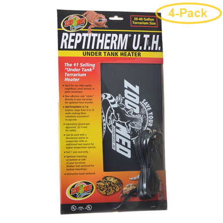 Zoo Med Repti Therm Under Tank Reptile Heater 16 Watts