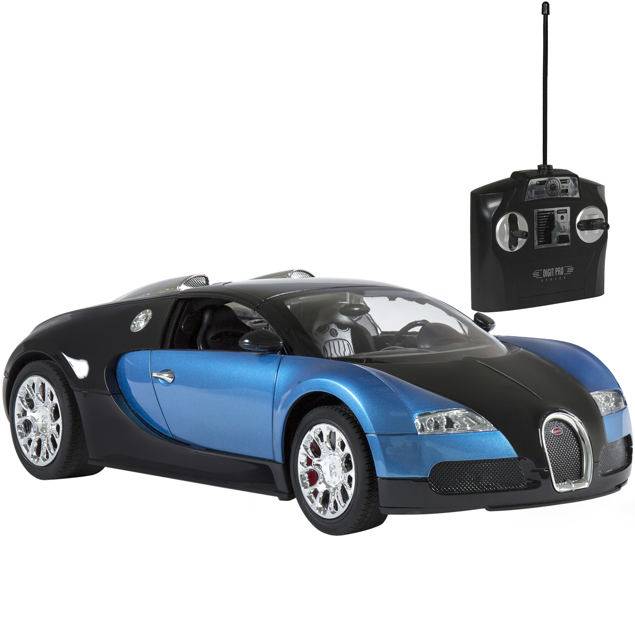 Best Choice Products 1/14 Remote Control R/C Bugatti Vegron Grand Sport RC Car