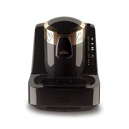 Arzum Okka OK001BN Automatic Turkish/Greek Coffee Machine, USA 120V, UL/NSF,
