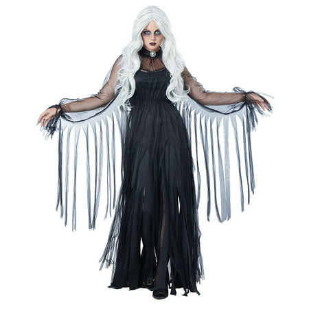 Womens Vengeful Spirit Costume (Spirit Custome)