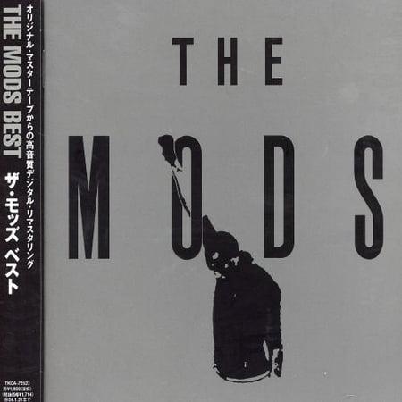 Mods Best (CD)