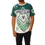 American Fighter Men's North Dakota Artisan Graphic T-Shirt