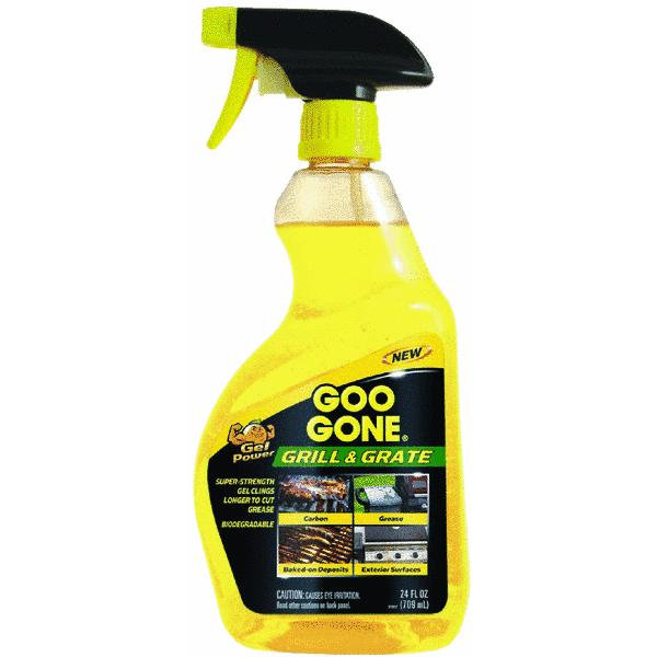 Goo Gone Grill & Grate Cleaner, 24 fl oz