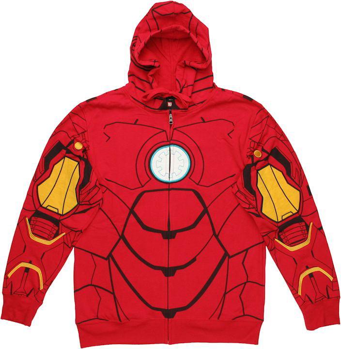 Iron Man Suit Up Hoodie