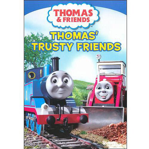 Thomas & Friends: Thomas' Trusty Friends (Full Frame)