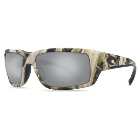 96831736892f Costa Del Mar - Fantail, Silver Mirror 580G, Mossy Oak Shadow Grass Blades  Camo Frame - Walmart.com
