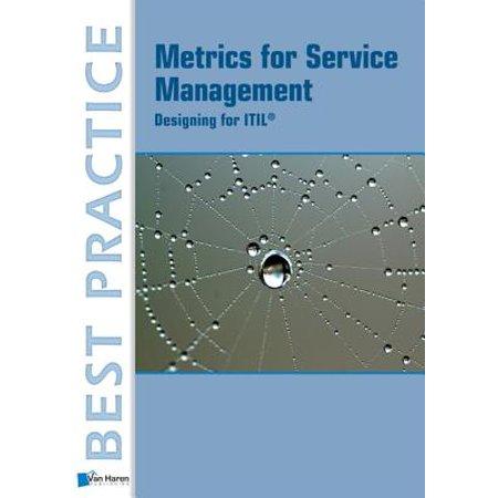 Metrics for service management - eBook