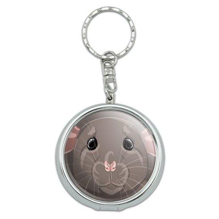 Dumbo Rat - Dumbo Rat Pet Mouse Rodent Portable Ashtray Keychain