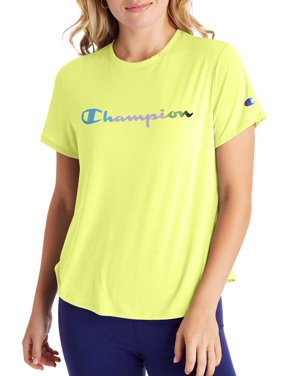 Champion Womens Sport Lightweight Tee
