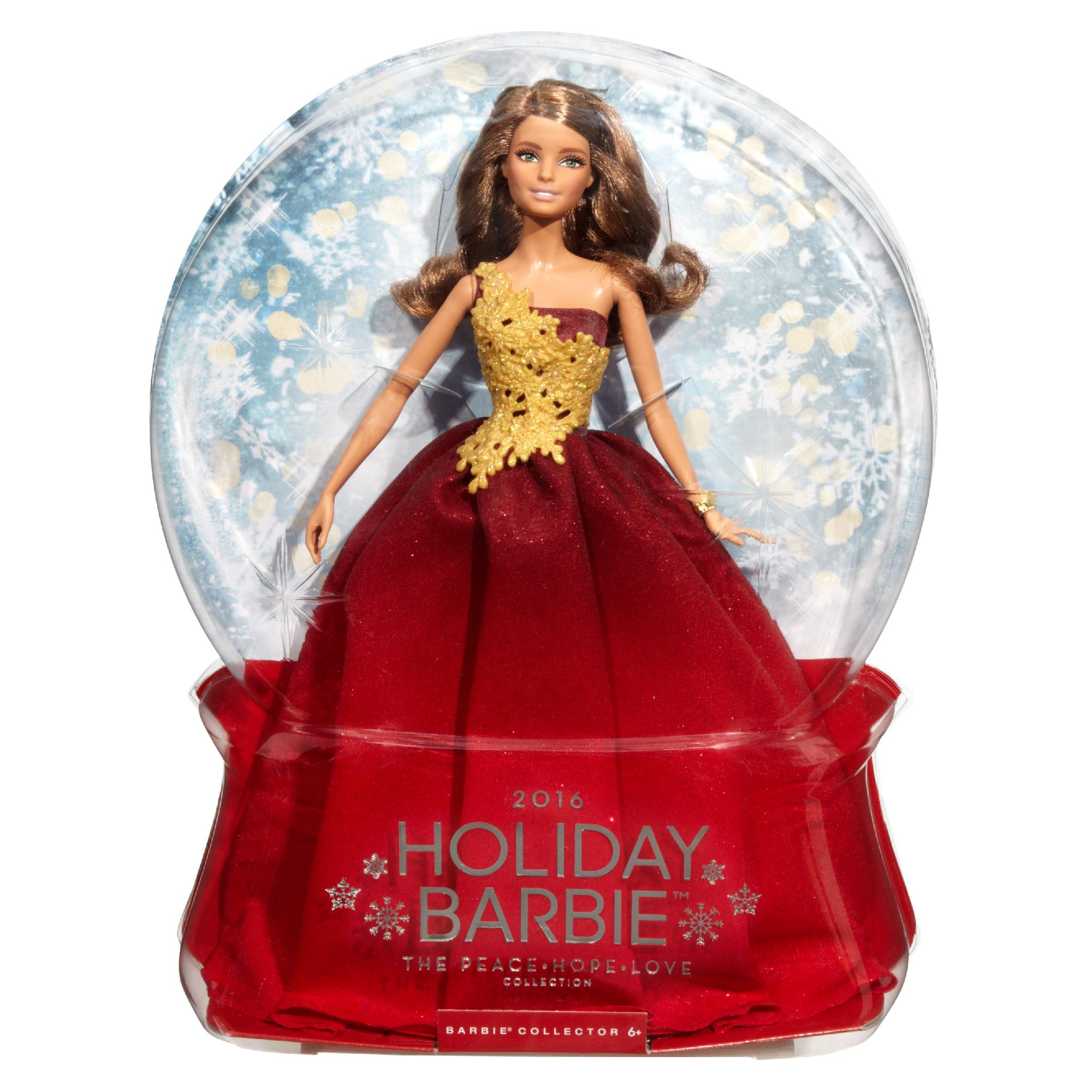 Barbie Christmas Ornaments