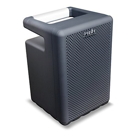 Pilot CA-5330EL Impulse Rugged Bluetooth Speaker, (Smart Parts Impulse Screw)