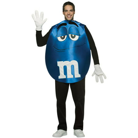 Post Halloween Deals (M & M Poncho Adult Halloween)
