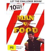 Man v. Food (Complete Collection) - 10-DVD Box Set ( Man v. Food - Season One, Two, Three & MVF Nation )