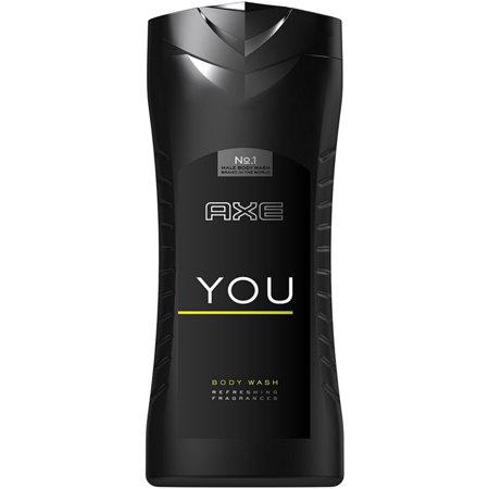 3 Pack - Axe Body Wash for Men, You 16 oz