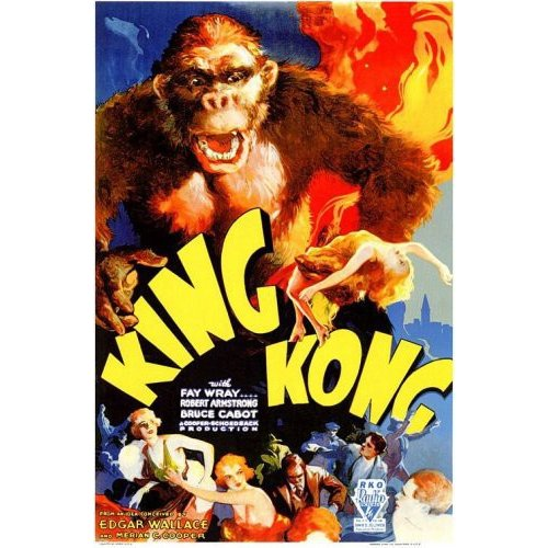 King Kong (1933) (Blu-ray DigiBook) (Full Frame)