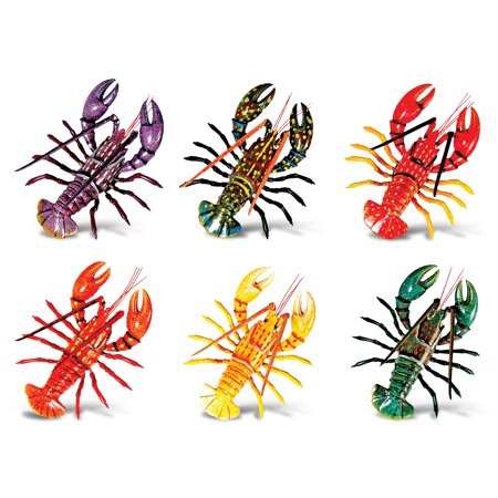 Bobble Magnet - Lobster - Lobster Magnet