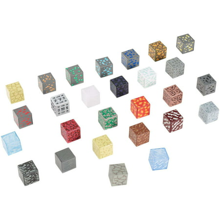 Periodic Table Blocks (Minecraft Periodic Table with 27 1-inch Element)
