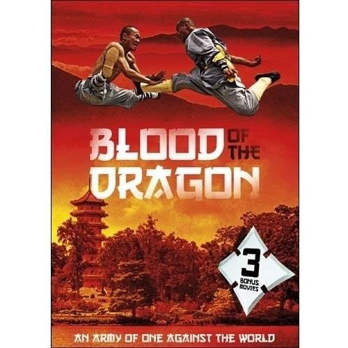 Blood Of The Dragon Plus 3 Bonus Movies by Platinum Disc