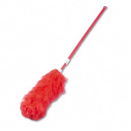 Lambswool Extendable Duster- Plastic Handle Extends 35
