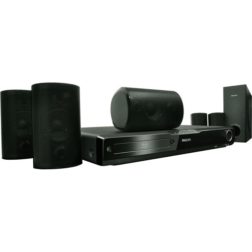Philips Blu-ray Home Theater System, HTS3251B/F7