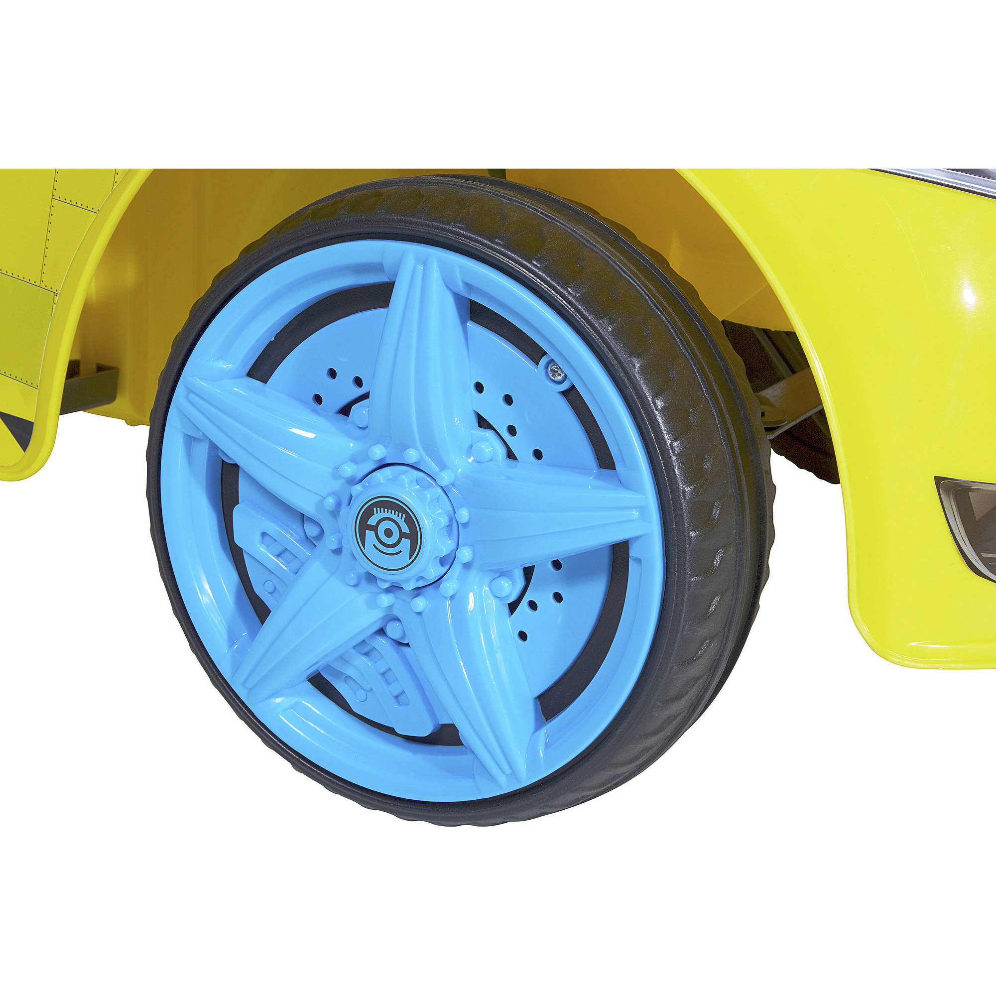 Minions Speed Coupe 6-Volt Battery-Powered Ride-On - Walmart.com