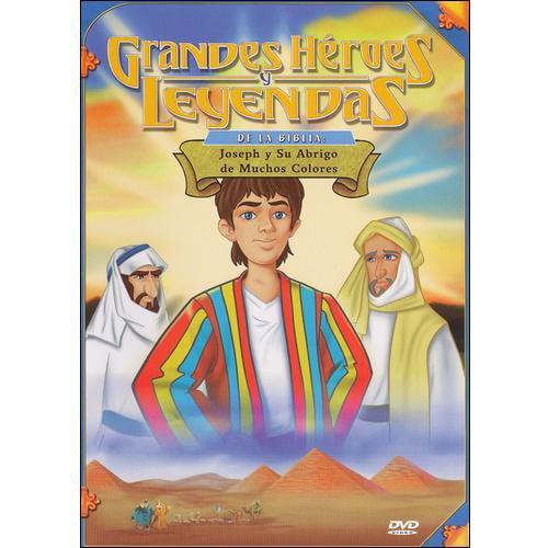 Grandes Heroes Y Leyendas De la Biblia: Joseph Y Su Abrigo De Muchos Colores (Full Frame)