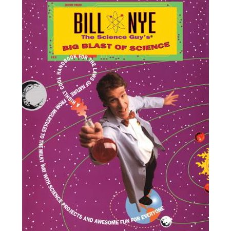 Bill Nye The Science Guy's Big Blast Of (Big Bill Khaki)