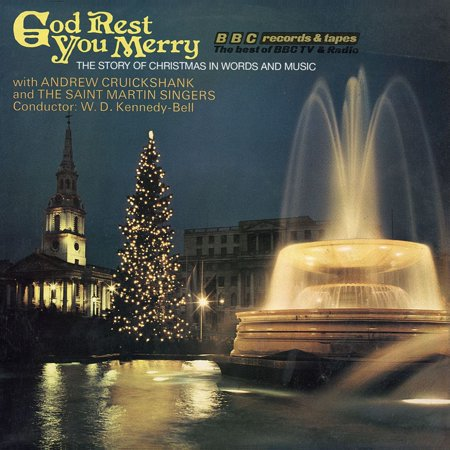 God Rest You Merry The Story Of Christmas In Words (Vintage Beeb) - Audiobook ()