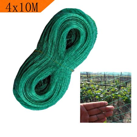 Yosoo Green Anti Bird Protection Net Mesh Garden Plant Netting Protect Plants and Fruit Trees from Rodents Birds Deer Poultry Best for Seedling,Vegetables,Flowers,Fruit,Bushes,Reusable