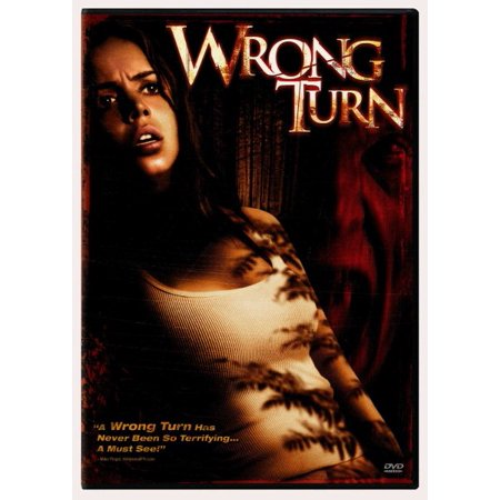 Wrong Turn (DVD)](Halloween Everything Wrong With)
