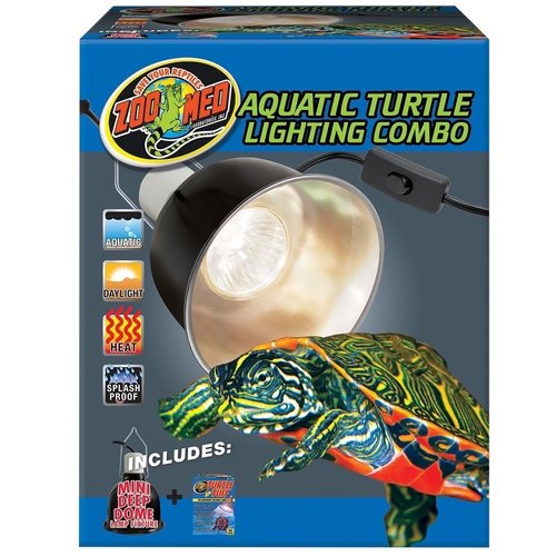 Zoo Med Aquatic Turtle Lighting Combo by Generic