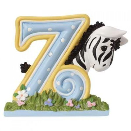 Precious Moments Z Is For Zebra Alphabet Resin Figurine 153440 (Precious Moments Zebra)