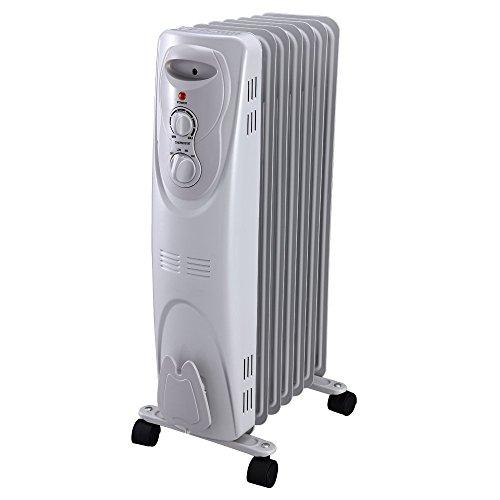 PELONIS HO-0201 Portable Radiator Heater with 3 Heat Settings
