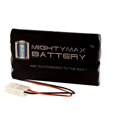 9.6V 2000mAh NiMH Battery Replacement For Tonka Ricochet RC